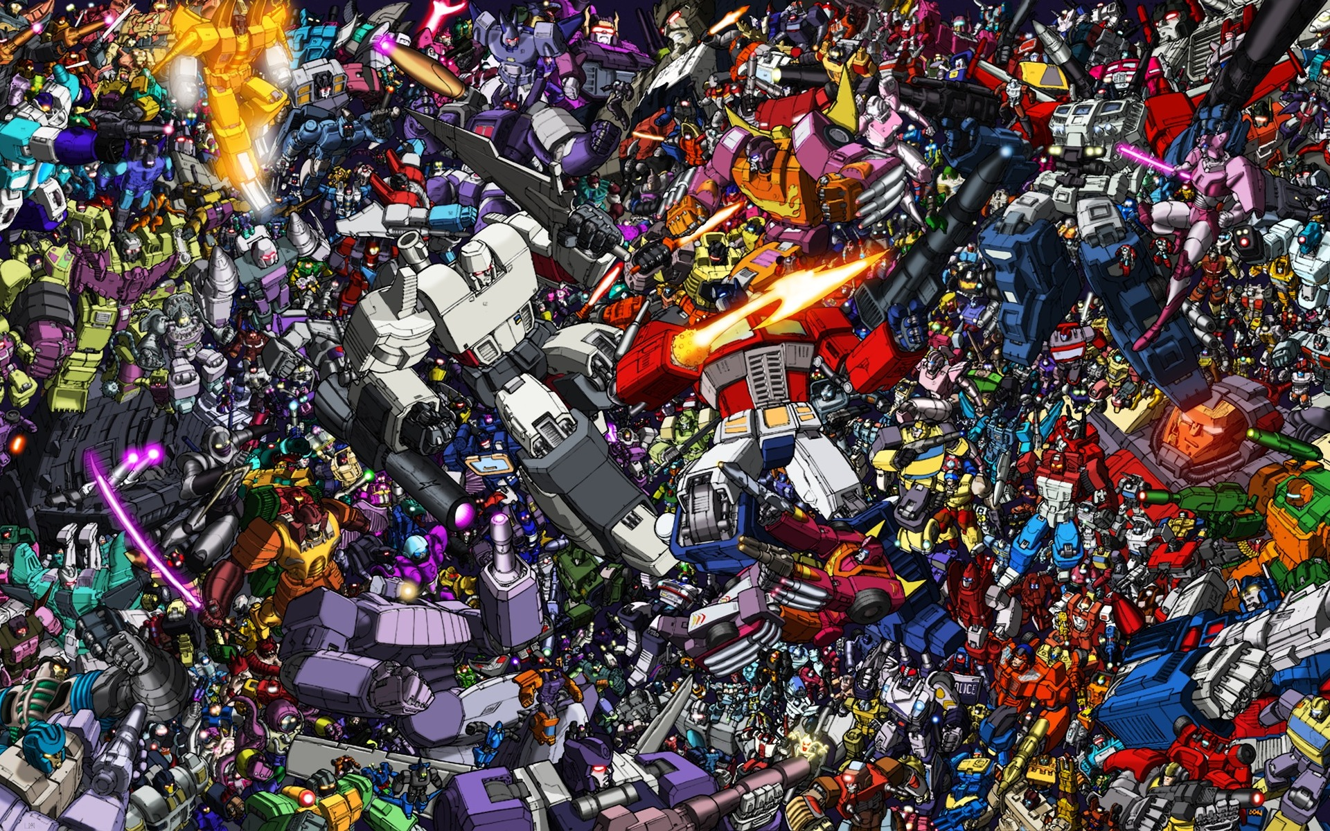 Hasbros Letting The Internet Design A Transformer Theres No Way 1920x1200
