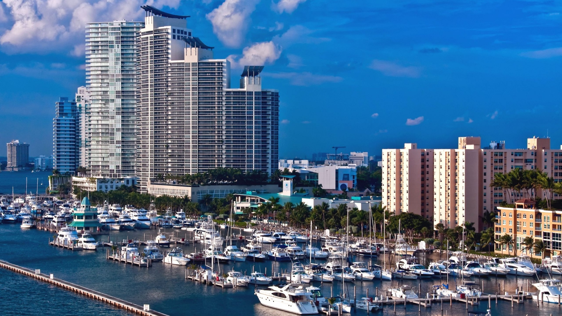 Miami HD wallpapers 1920x1080