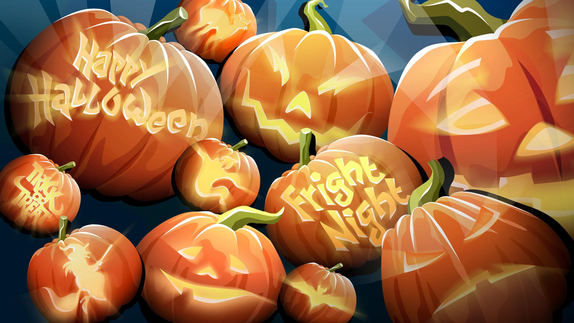 Fall wallpaper backgrounds with pumpkins wallpapersafari
