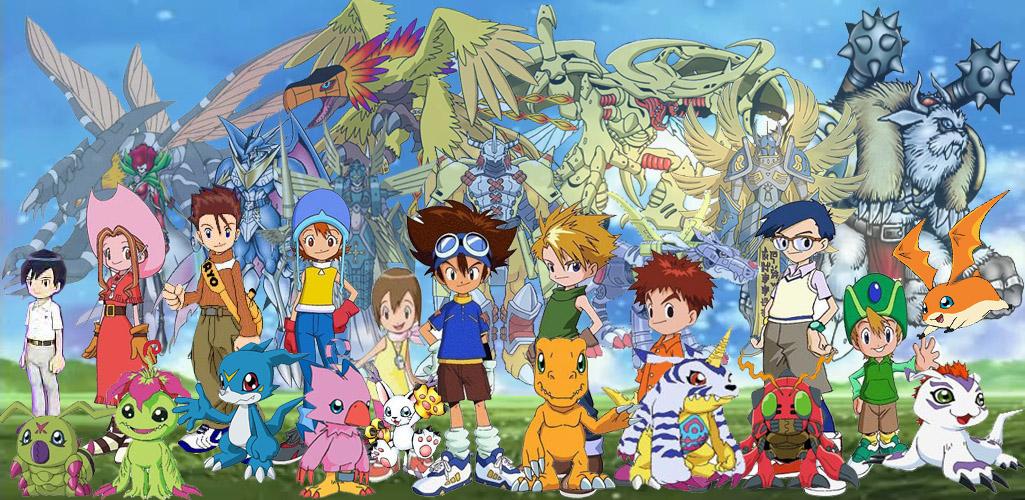 Digimon Wallpapers Wallpapersafari HD Wallpapers Download Free Images Wallpaper [1000image.com]