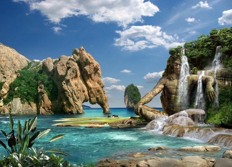 awesome tropical landscapes Part - 9: awesome tropical landscapes images