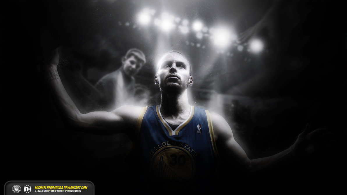 Stephen Curry The Warrior wallpaper by michaelherradura 1192x670