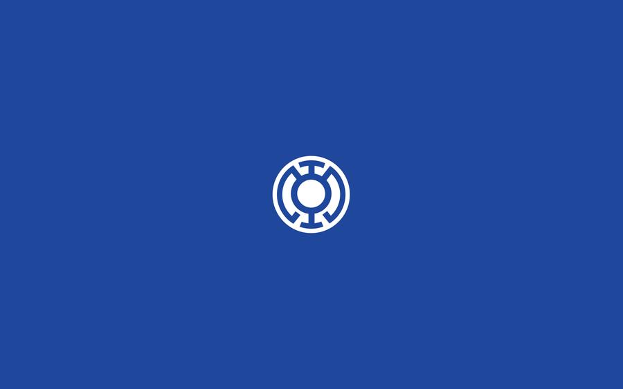 Blue Lantern Wallpaper Lantern Corp Pinterest 900x563