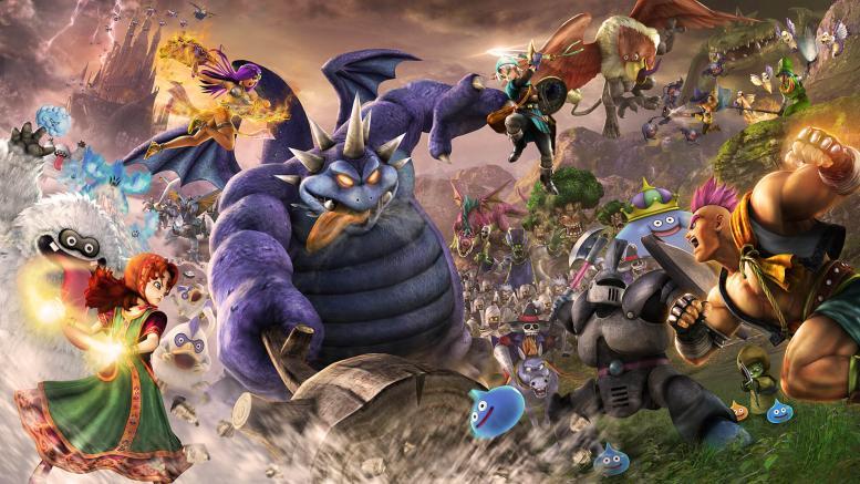 48 Dragon Quest Heroes Wallpaper On Wallpapersafari