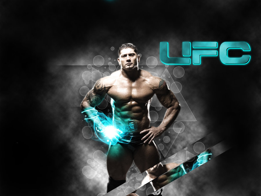UFC   wallpaper by cohan1 900x675