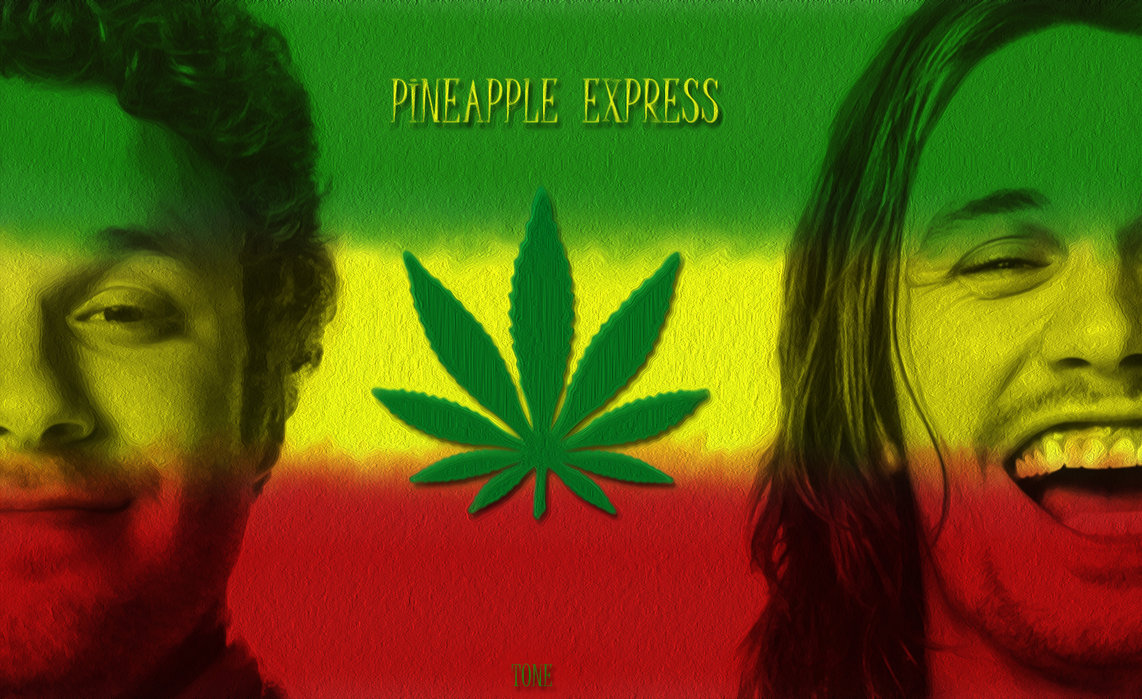 Pineapple Express 2008 by teotone92 1142x699