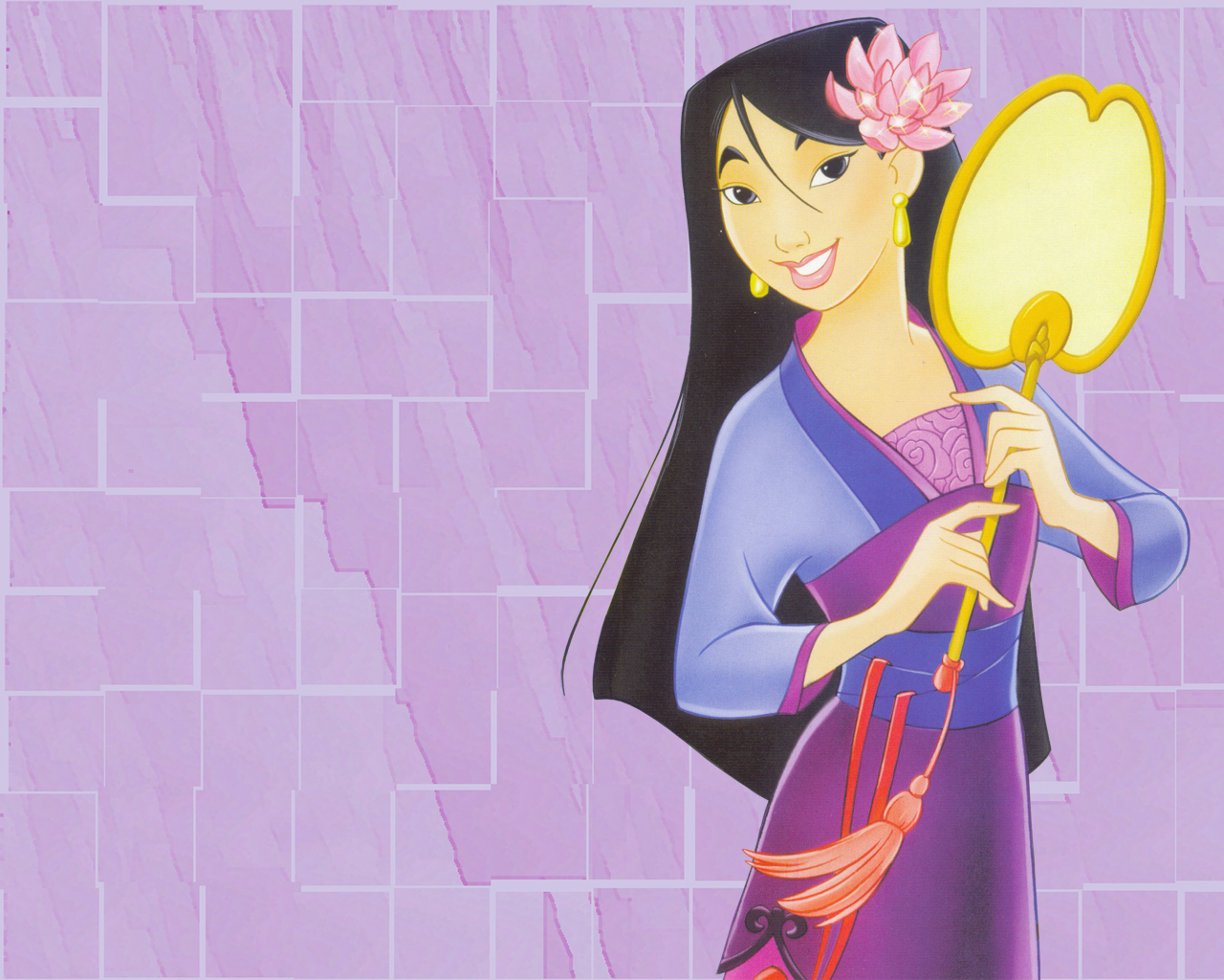 Mulan   Disney Leading Ladies Wallpaper 6168406 1280x1024