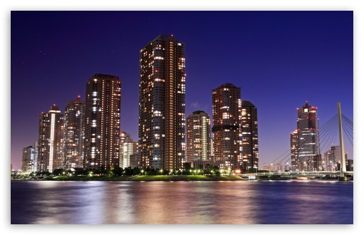 Apartment Buildings HD wallpaper for Standard 43 54 Fullscreen UXGA 510x330