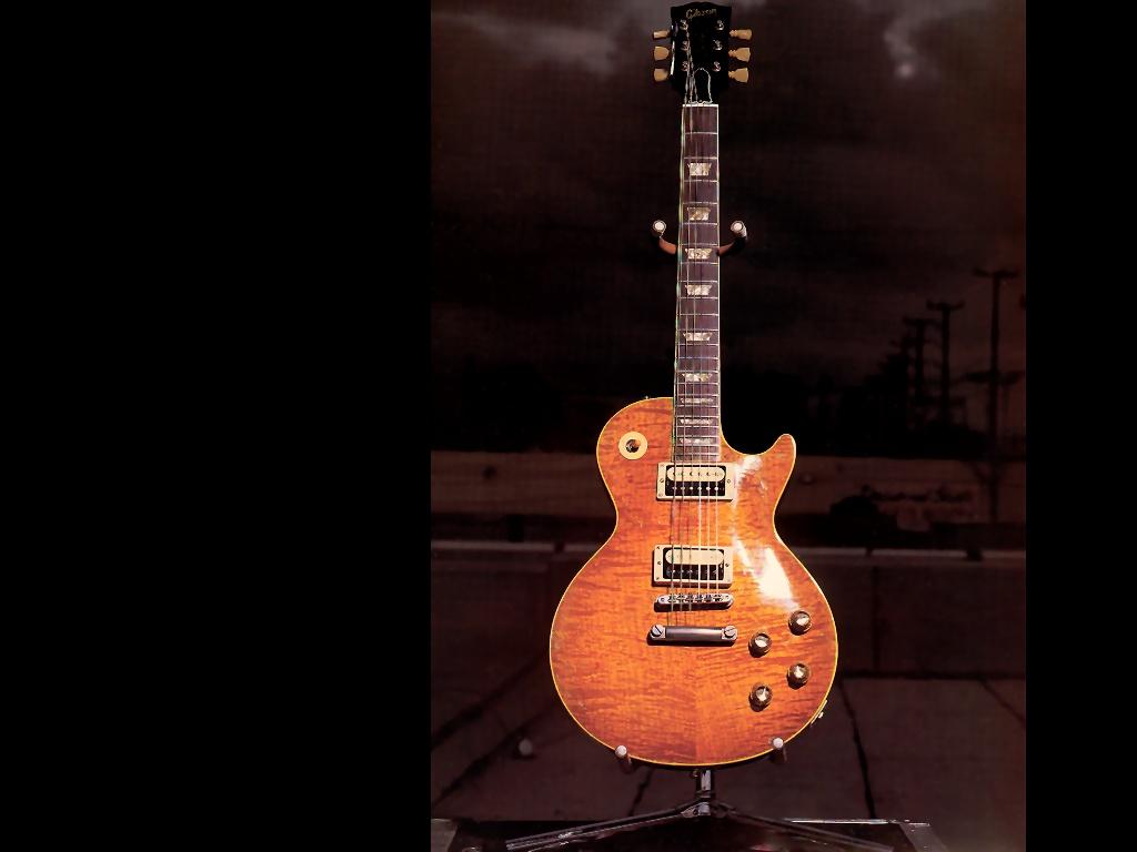Slash Guitar Wallpaper Website
