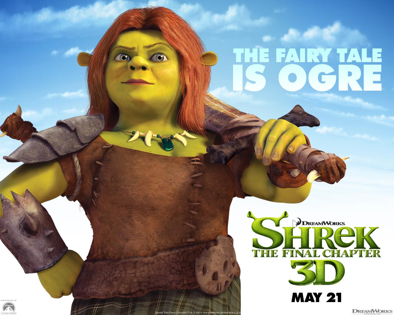Free Download Gratistodocom Fondos Shrek 4 Wallpapers Shrek