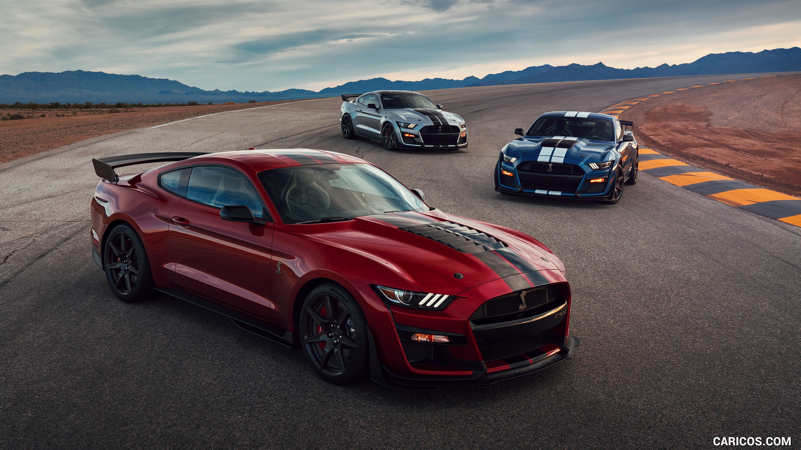 Ford Mustang 2020 Wallpapers 2560x1440