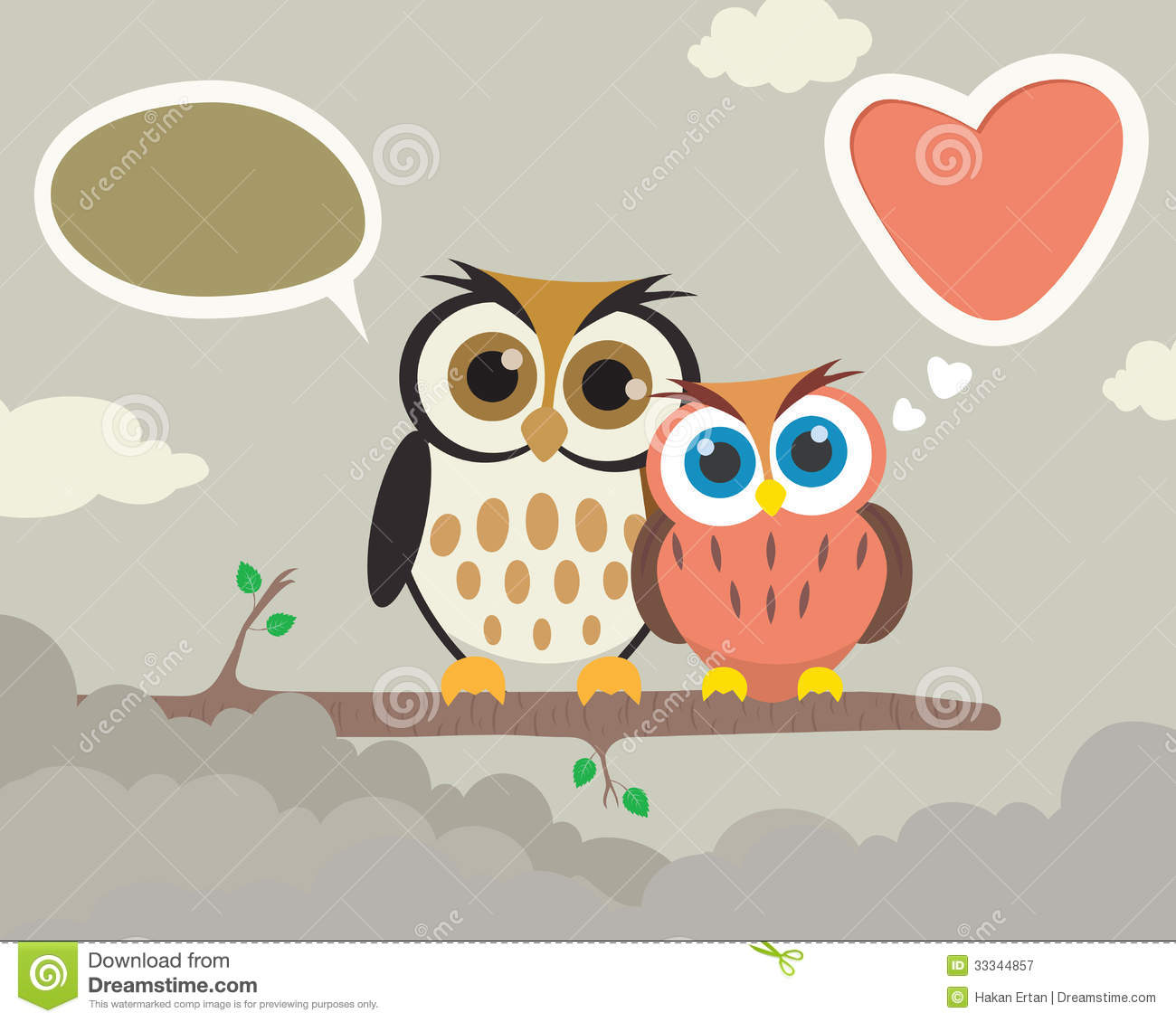 Free Owl Wallpapers: Owl Cartoon Wallpaper