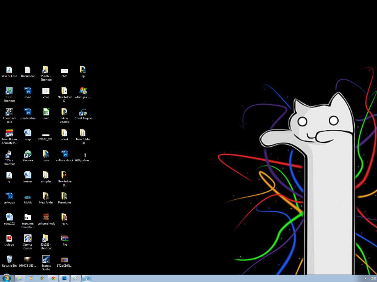 How to Make Your Own Custom Desktop Wallpaper 7 Steps 1200x900