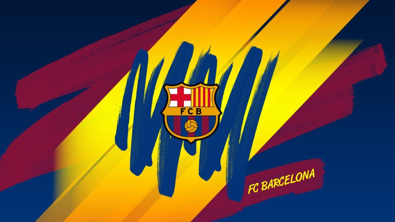 2015 FC Barcelona Wallpapers Hd The Art Mad Wallpapers 1365x768