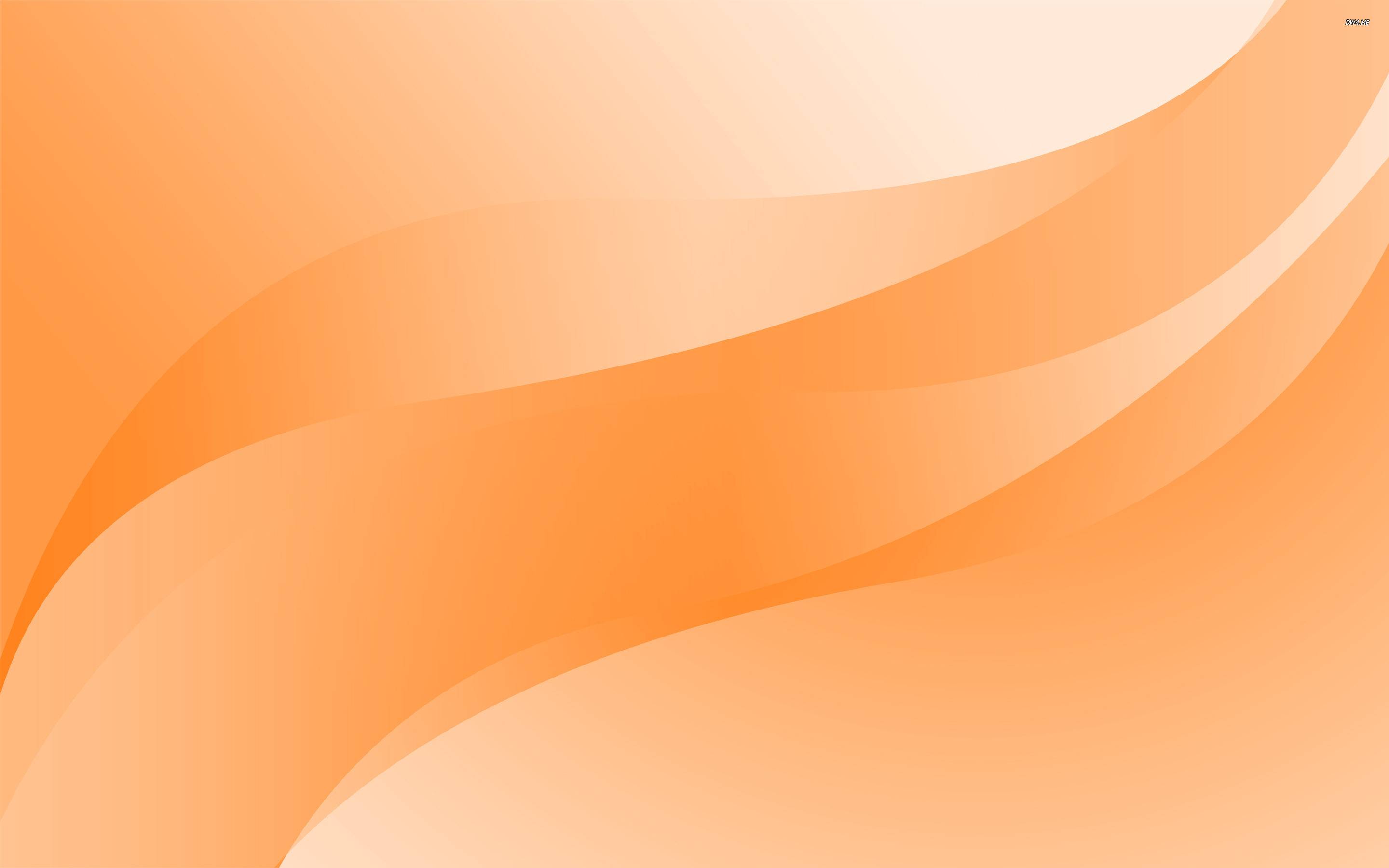 Orange curves wallpaper   Abstract wallpapers   2160 2880x1800