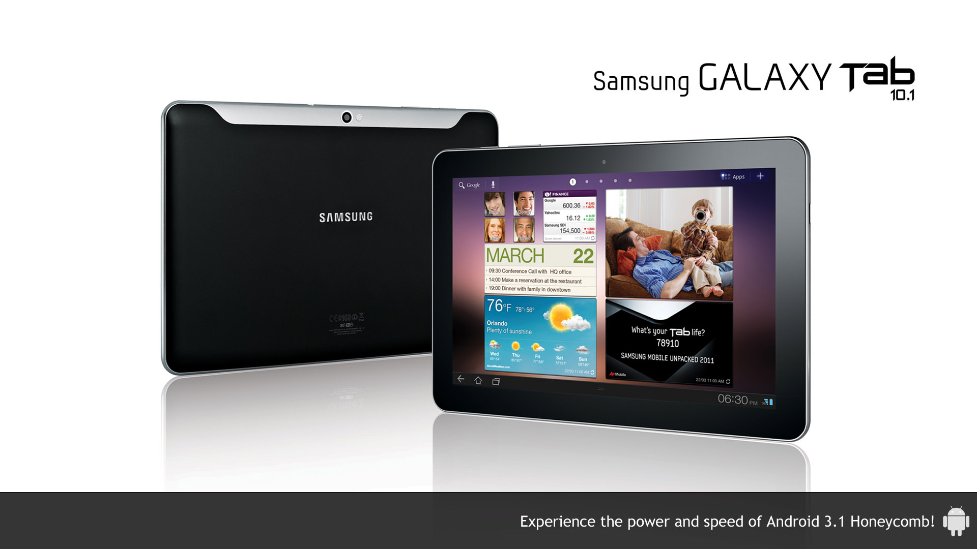 android 31 on samsung galaxy tab 101 1920x1080