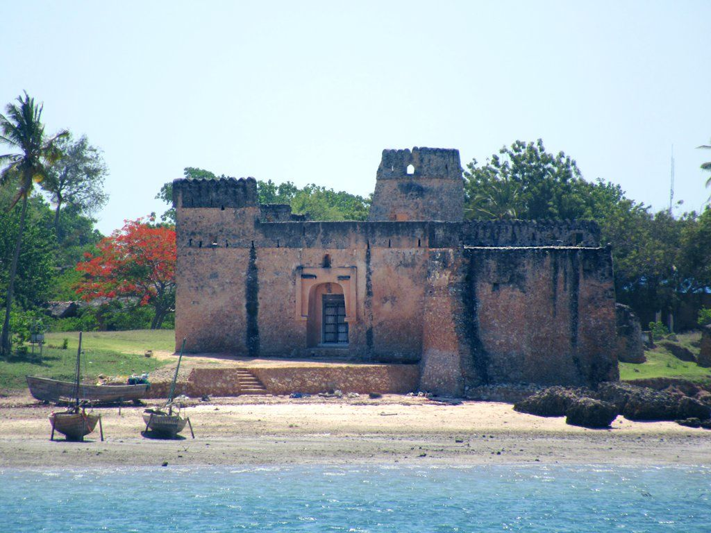 Beginning in the 16th century the Gereza Kilwa Fort at Kilwa 1024x768