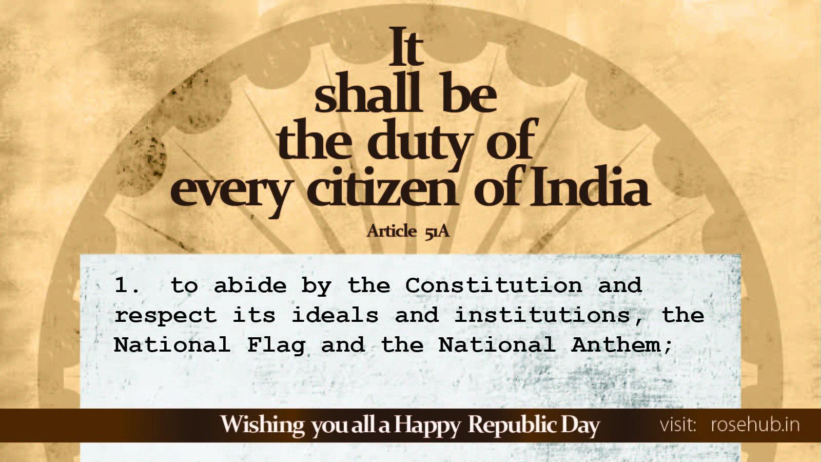 Happy Republic Day Rosehub 1600x900