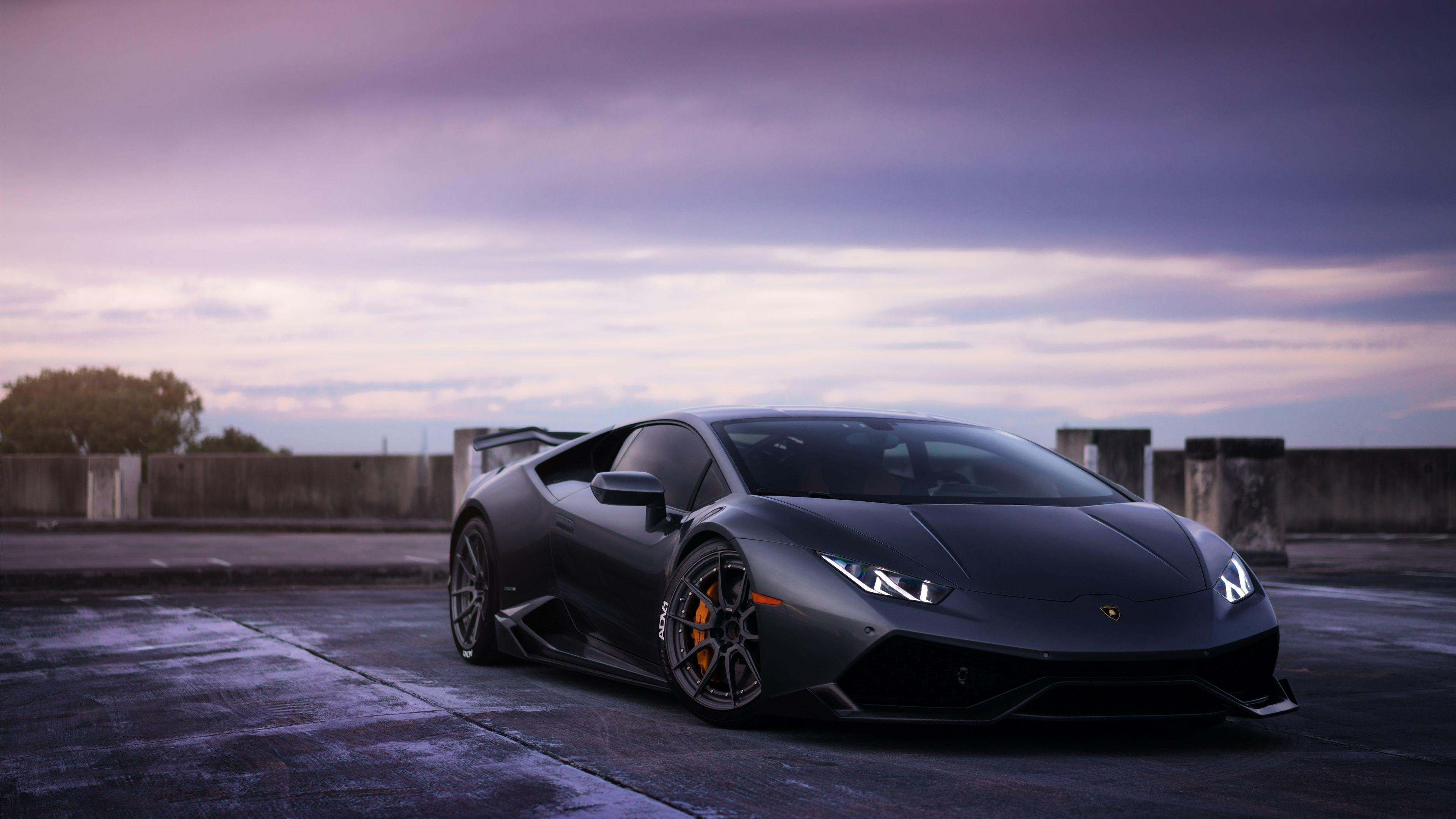 Lamborghini Huracan Wallpaper Image Group 37 3840x2160
