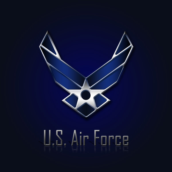 Free Download Us Air Force Logo Wallpaper Us Air Force By