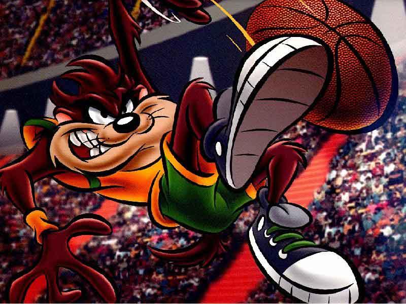 Download Tasmanian Devil Cartoon Wallpaper in high resolution for 800x600