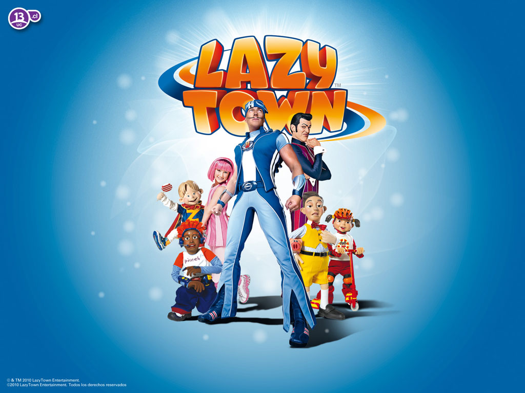 Lazytown Wallpaper Wallpapersafari