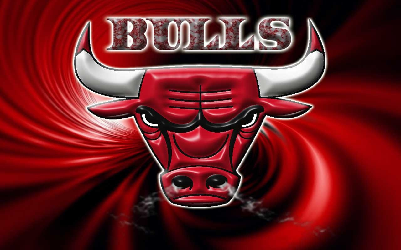 Chicago Bulls 3D Wallpapers 1280x800