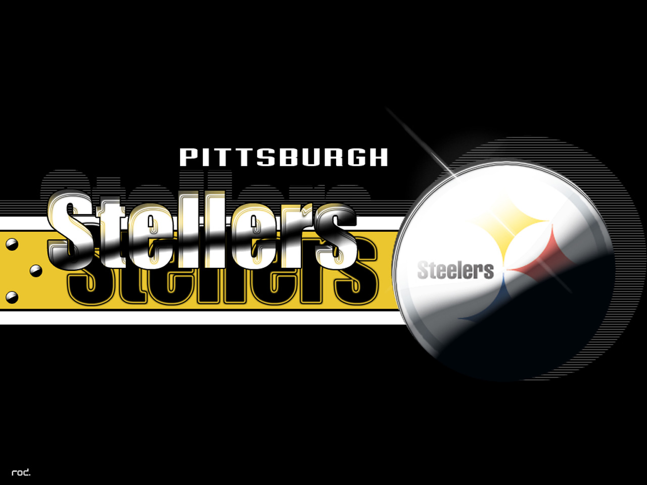 Pittsburgh Steelers wallpaper Pittsburgh Steelers wallpapers 1280x960