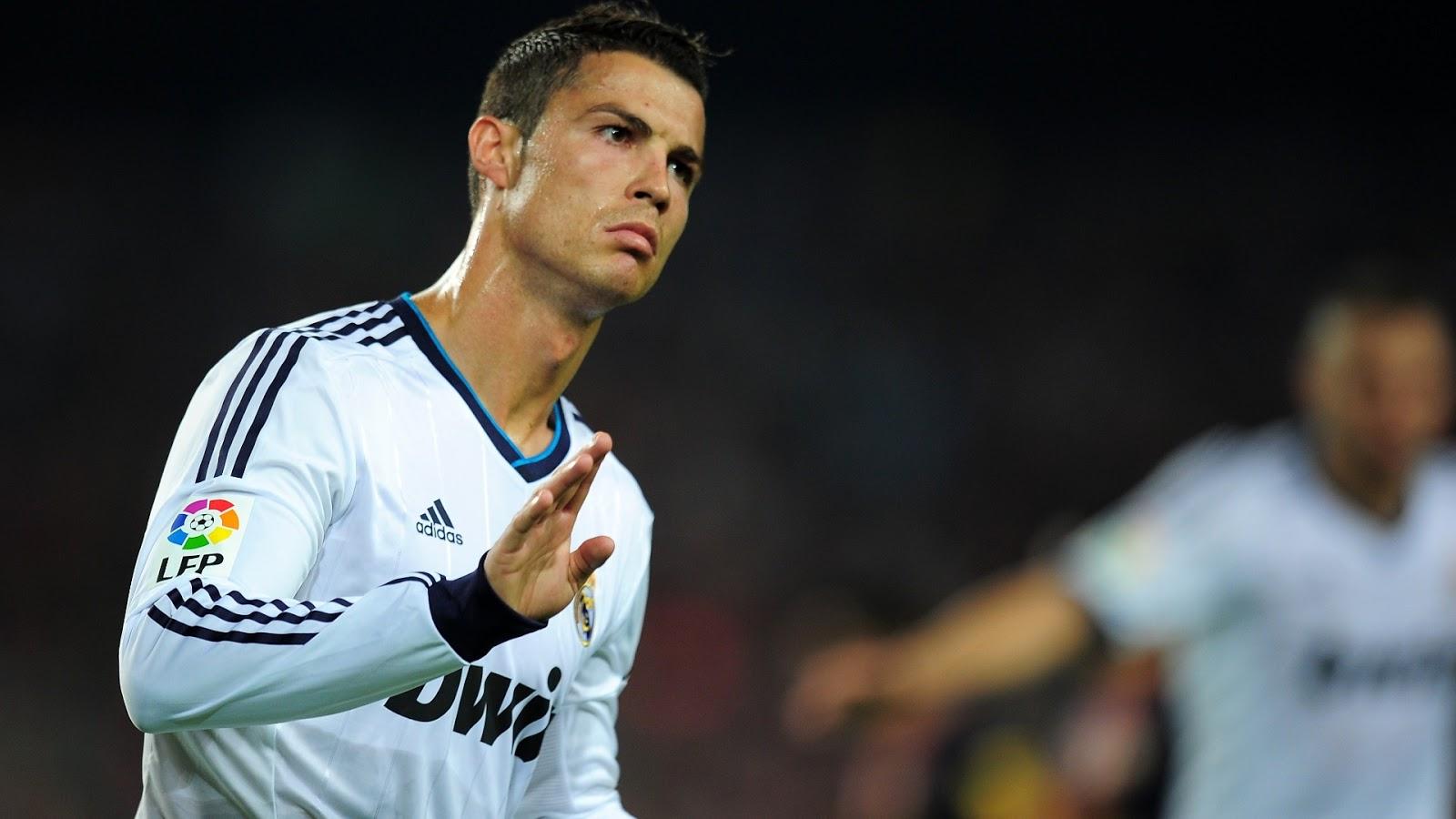 Cristiano Ronaldo Original HD Wallpapers 2013 -Real Madrid-