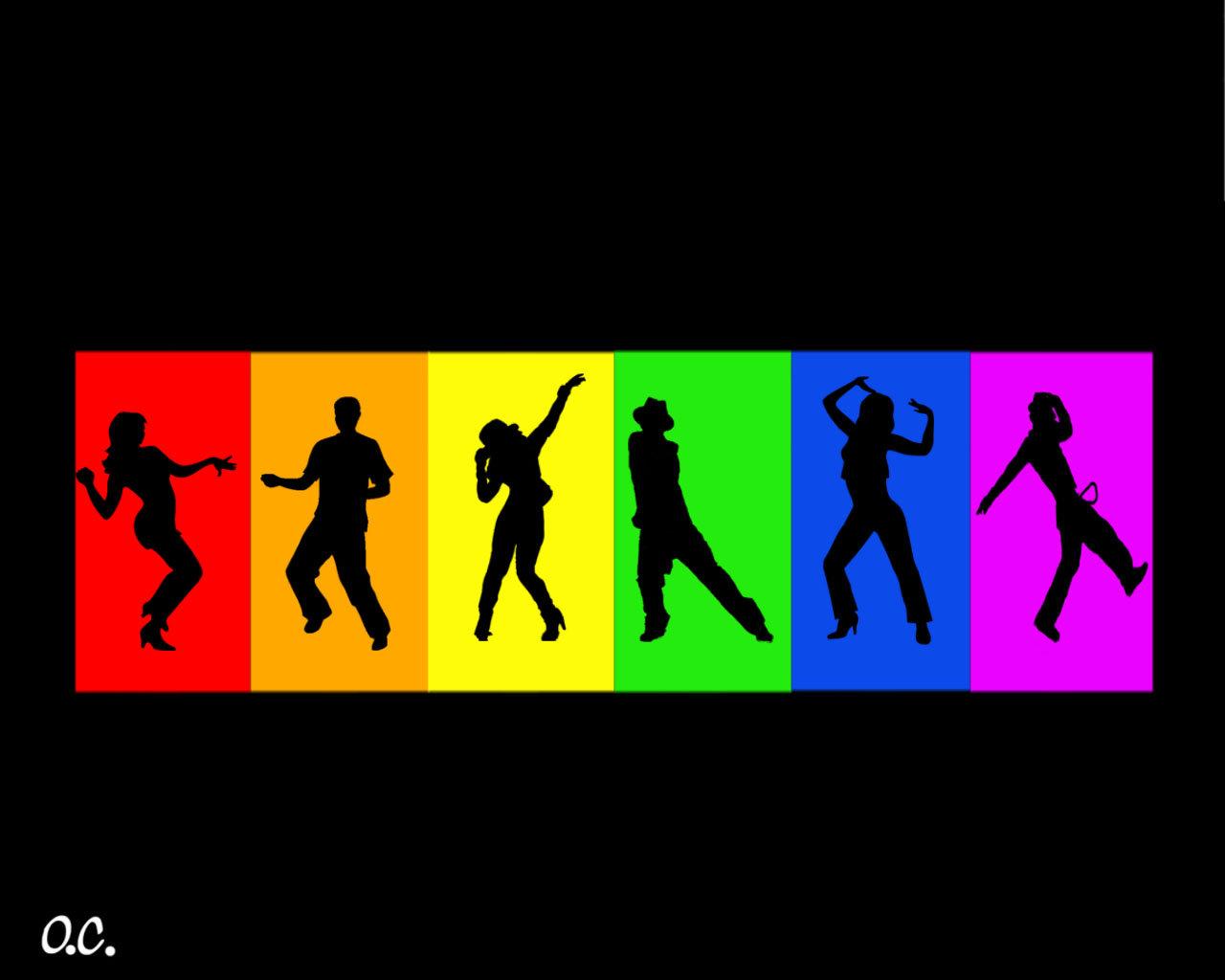 Just dance by onutzaC 1280x1024