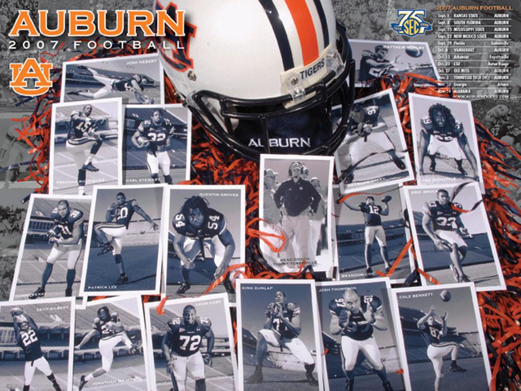 Athletic Site Auburn University Official Athletic Site Football 1024x768