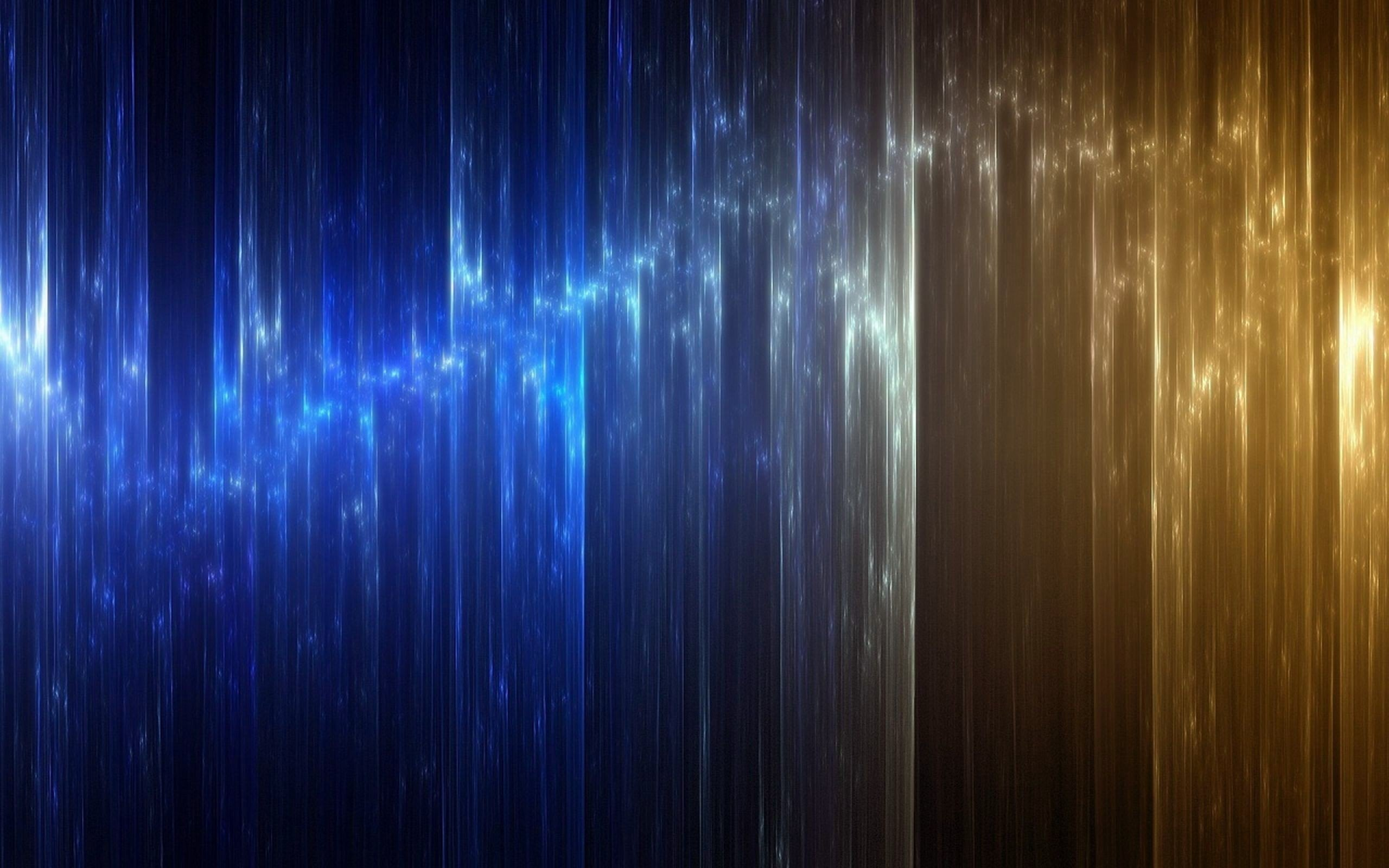 Light abstract blue gold wallpaper 2560x1600 14249 WallpaperUP 2560x1600