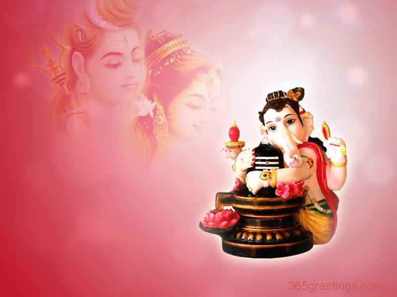 49 Ganesh Wallpapers For Desktop On Wallpapersafari