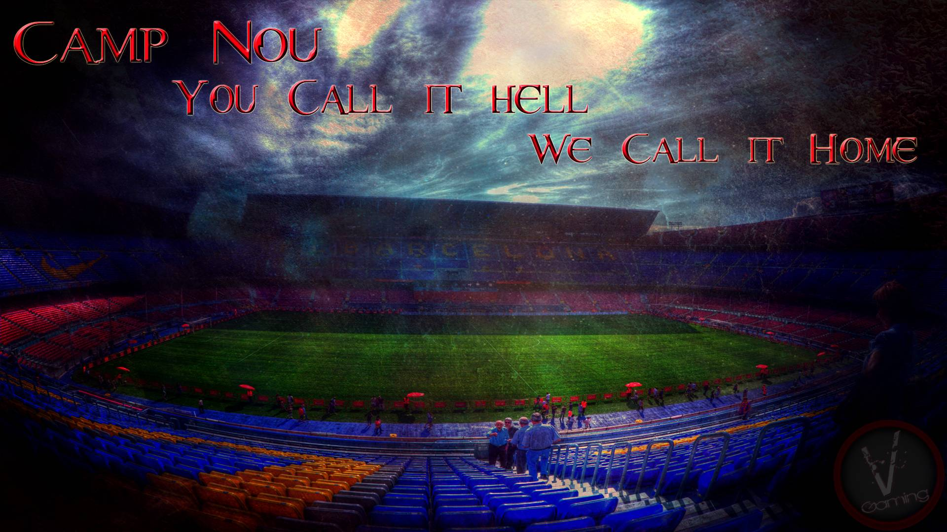 Camp Nou Wallpapers 1920x1080
