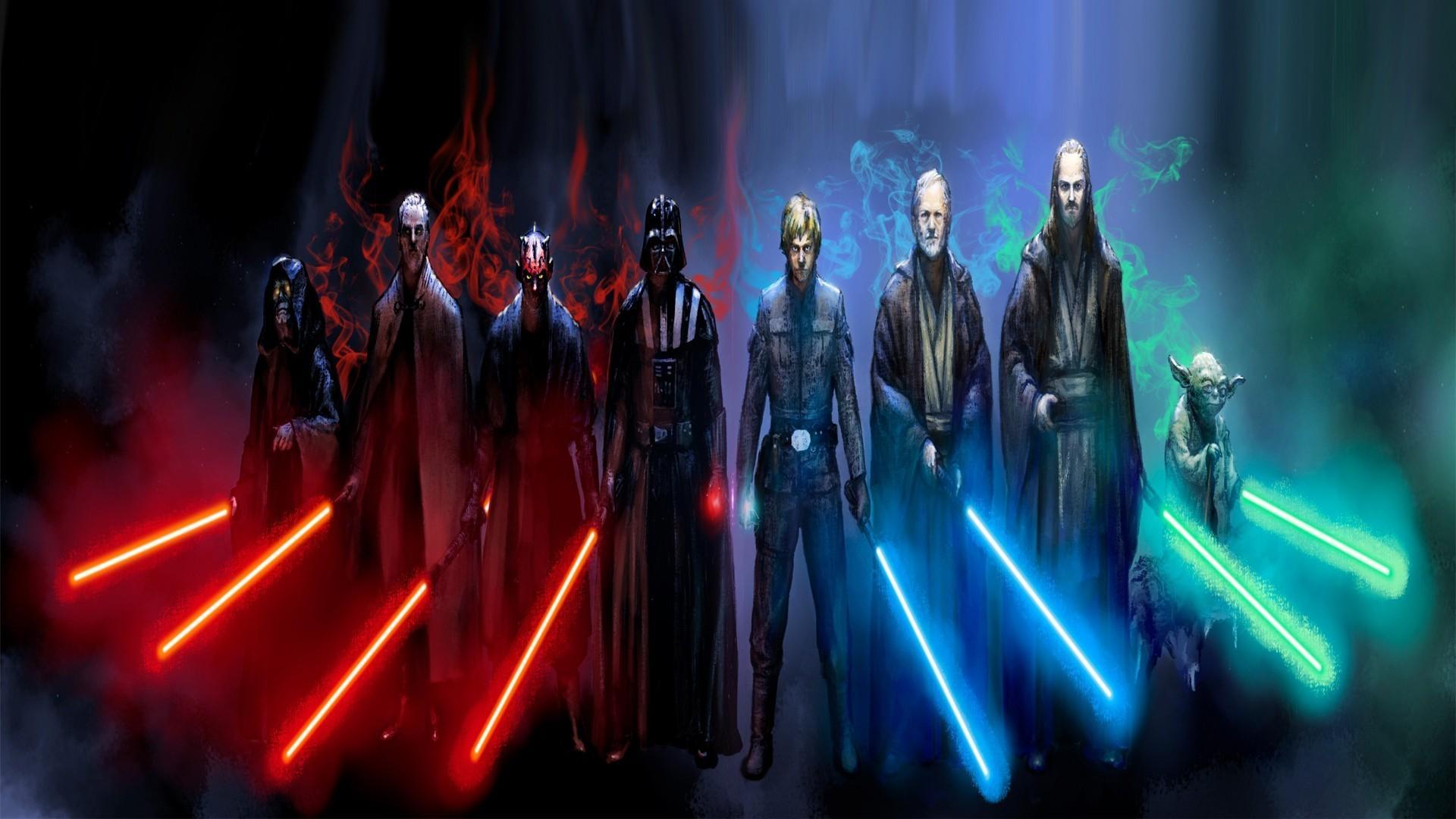 Hd lightsaber wallpaper wallpapersafari - Jedi wallpaper ...