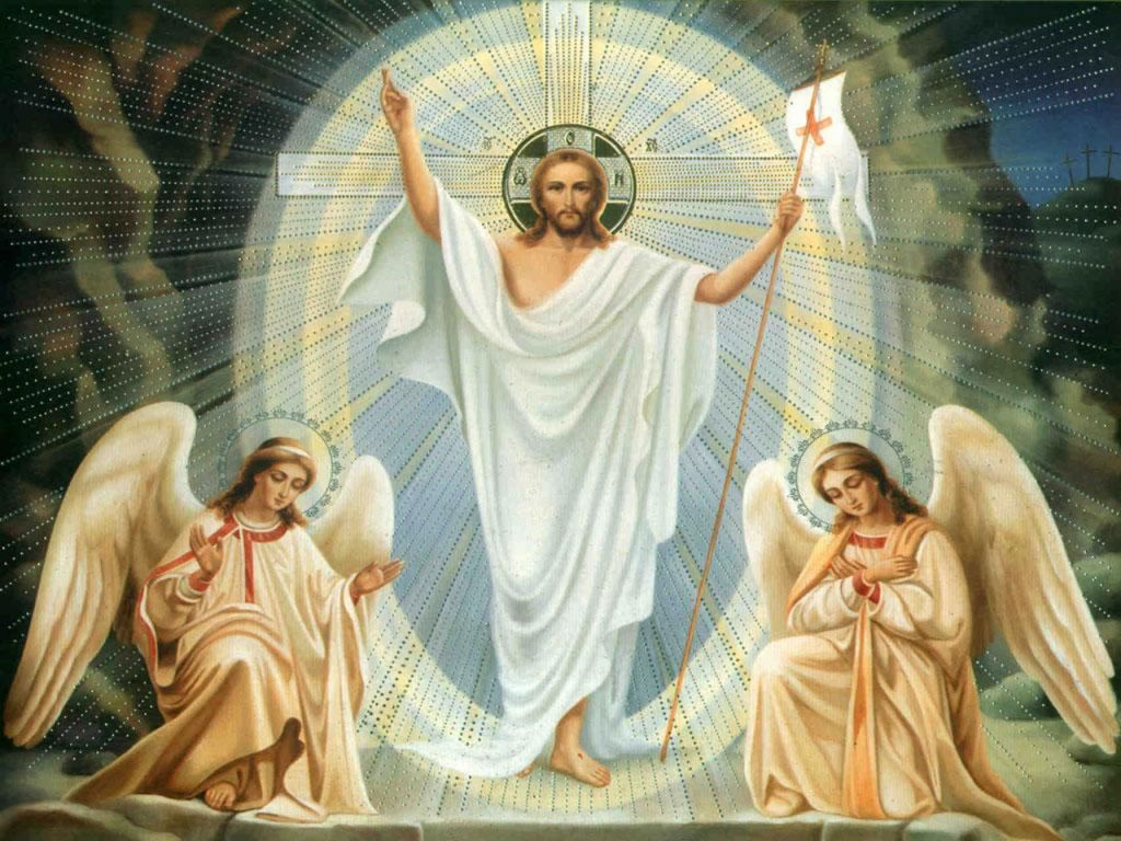 Christ is risen wallpapers and images   wallpapers pictures photos 1024x768
