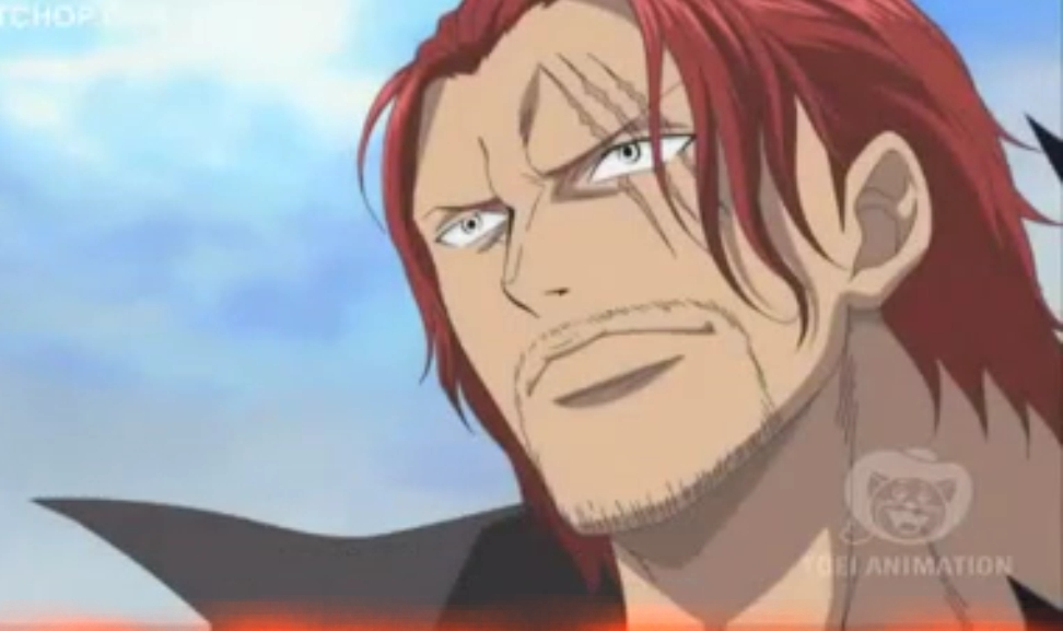 shanks le roux one piece wallpaper pirate crew 972x577