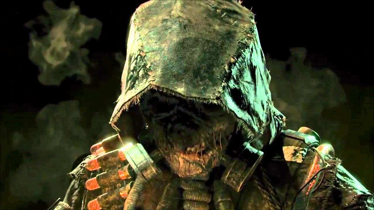 Go Back Images For Batman Arkham Knight Scarecrow Wallpaper 1280x720