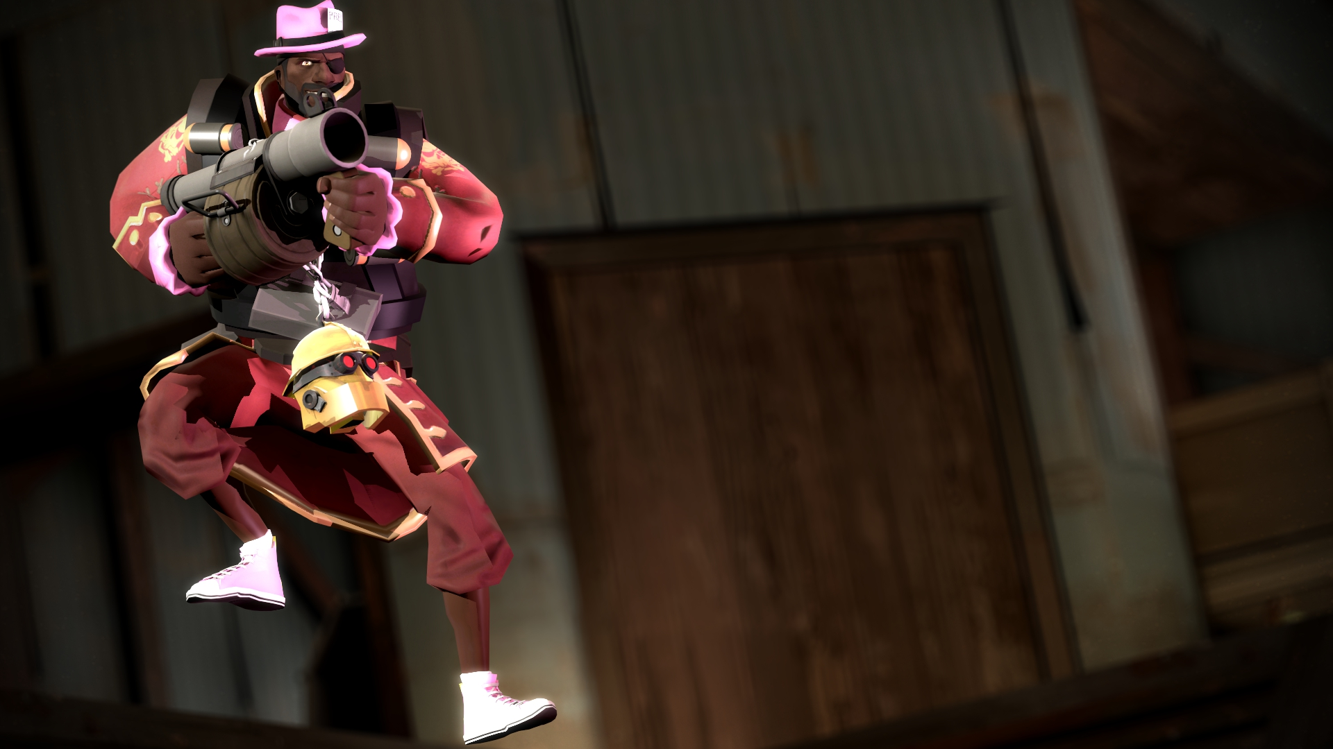 My loadout Demoman HD Wallpaper Background Image 1920x1080 1920x1080