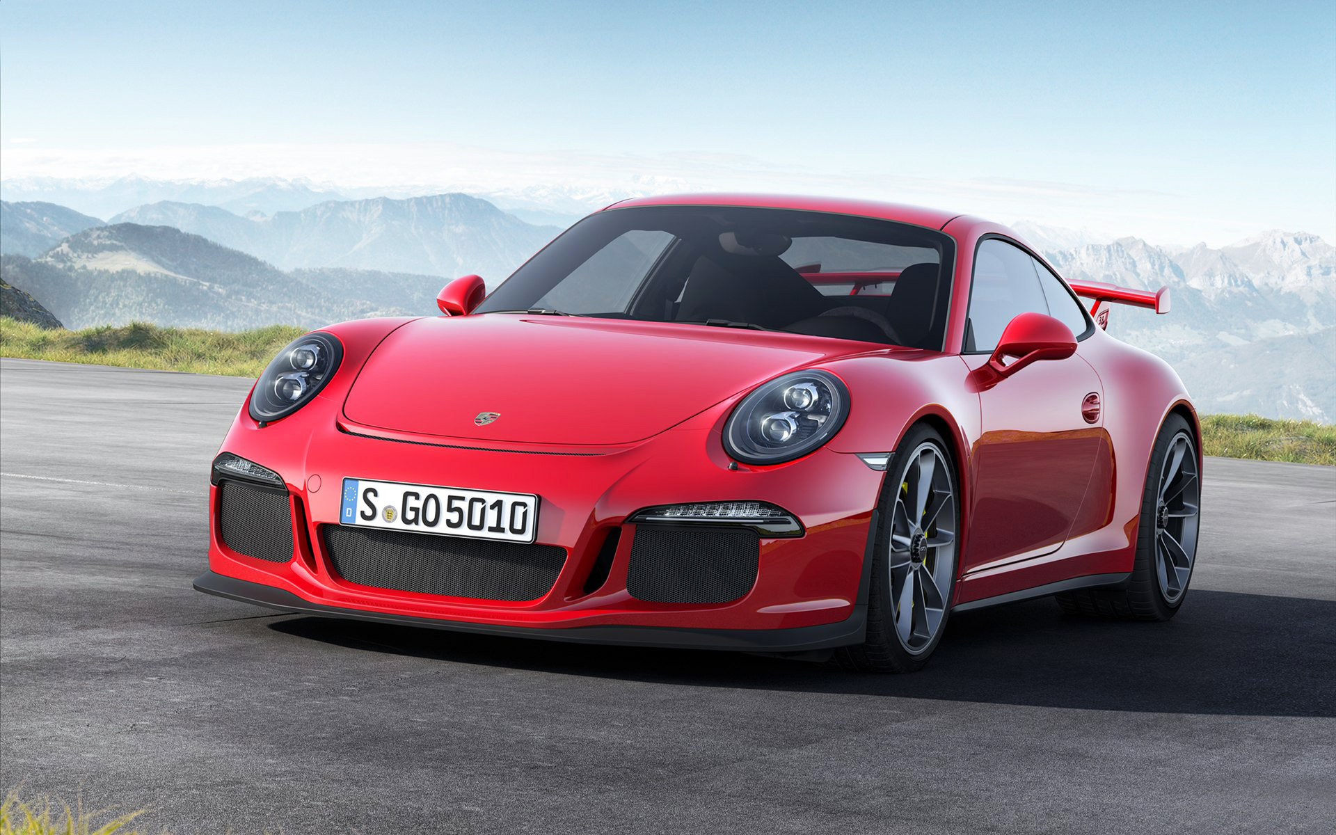 Porsche 911 GT3 2014 Wallpapers HD Wallpapers 1920x1200