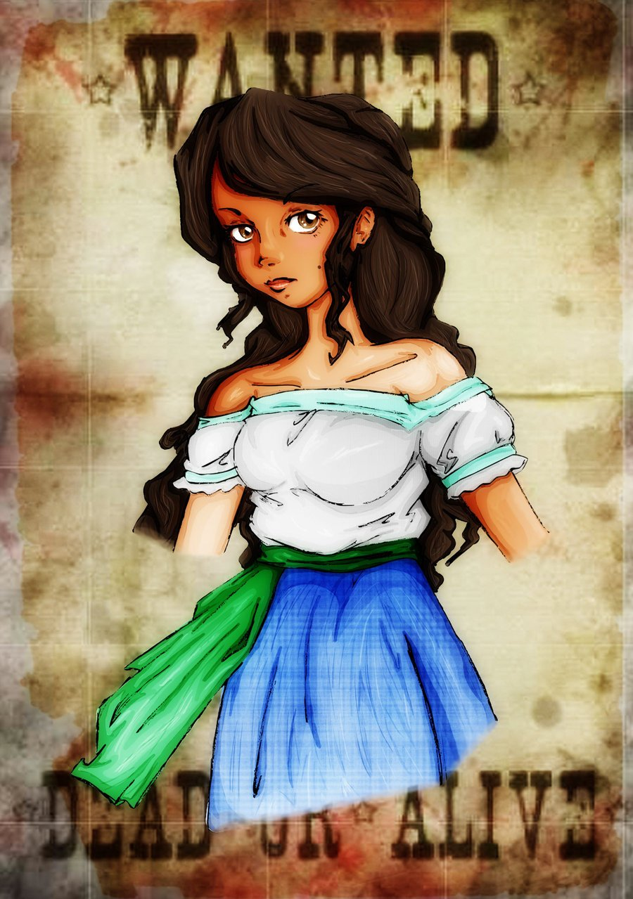 Mexican Gangster Girls Drawings for Pinterest 900x1279