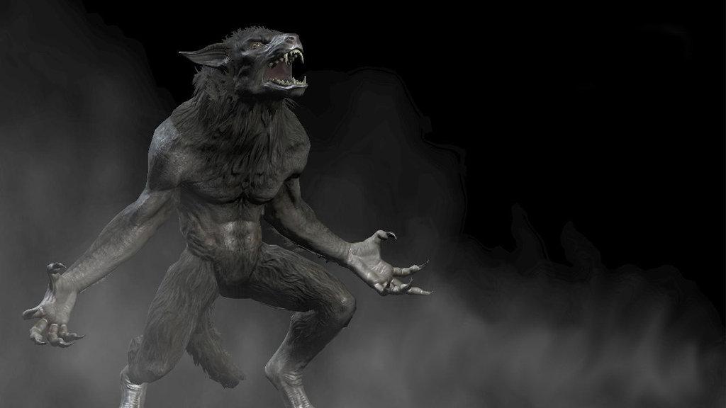 Werewolf Wallpaper HD ...