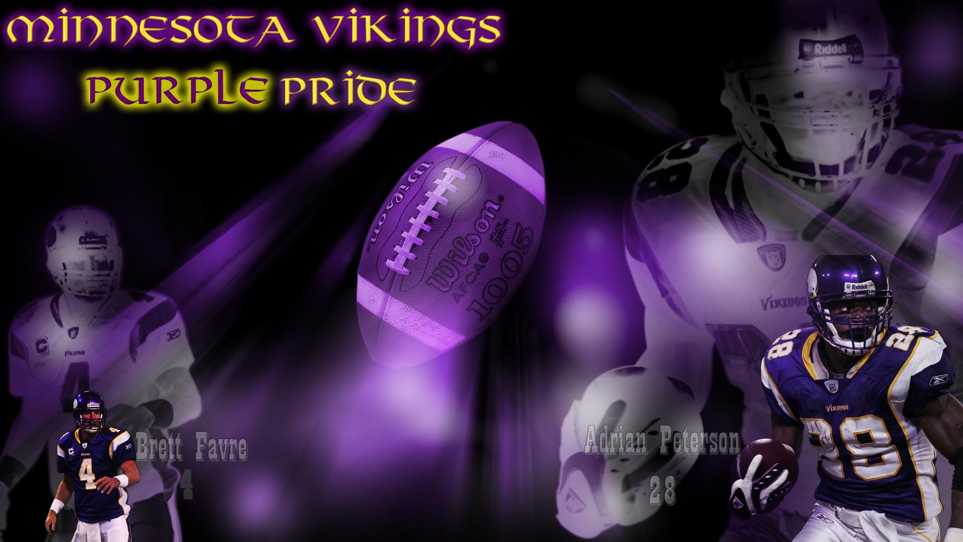 Bacardee Vikings Minnesota Posted wallpapers HD   132725 1920x1080