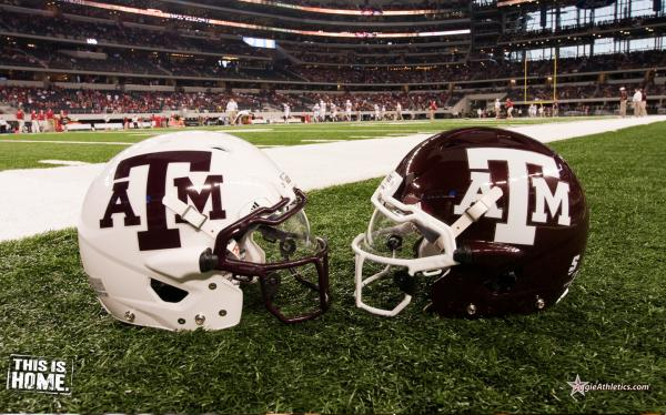 2010 Aggie Football Wallpaper by Kyle Field 600x374