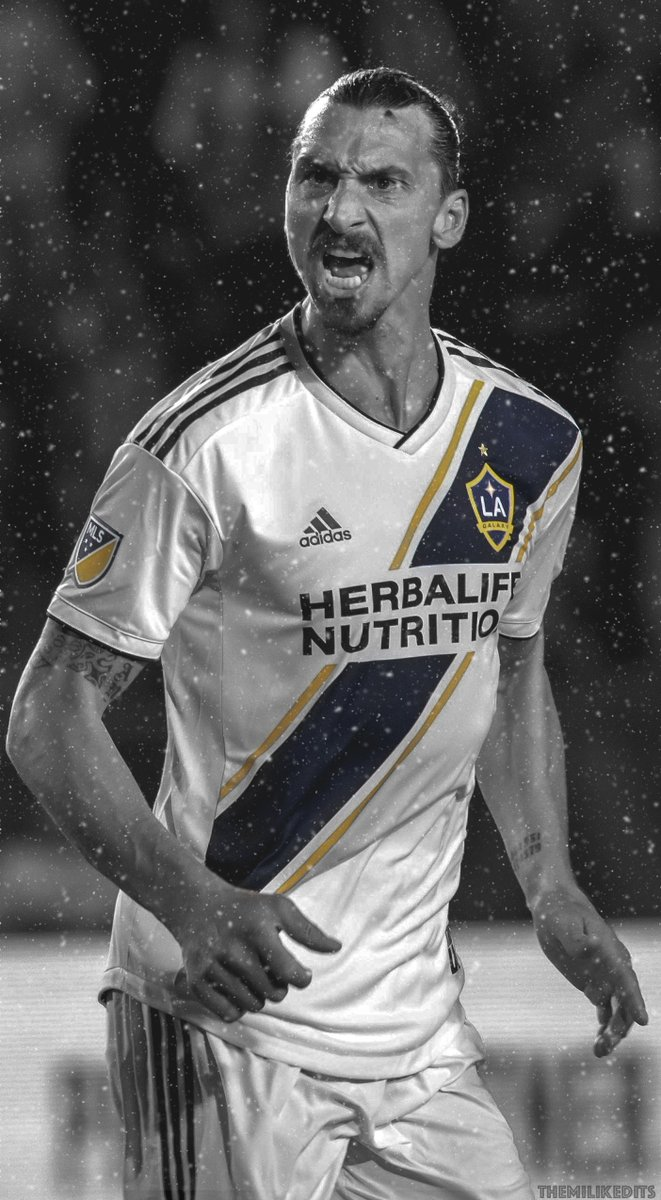 23ef9f557c0 TheMilik Edits on Twitter Zlatan Ibrahimovic LA Galaxy Wallpaper 661x1200