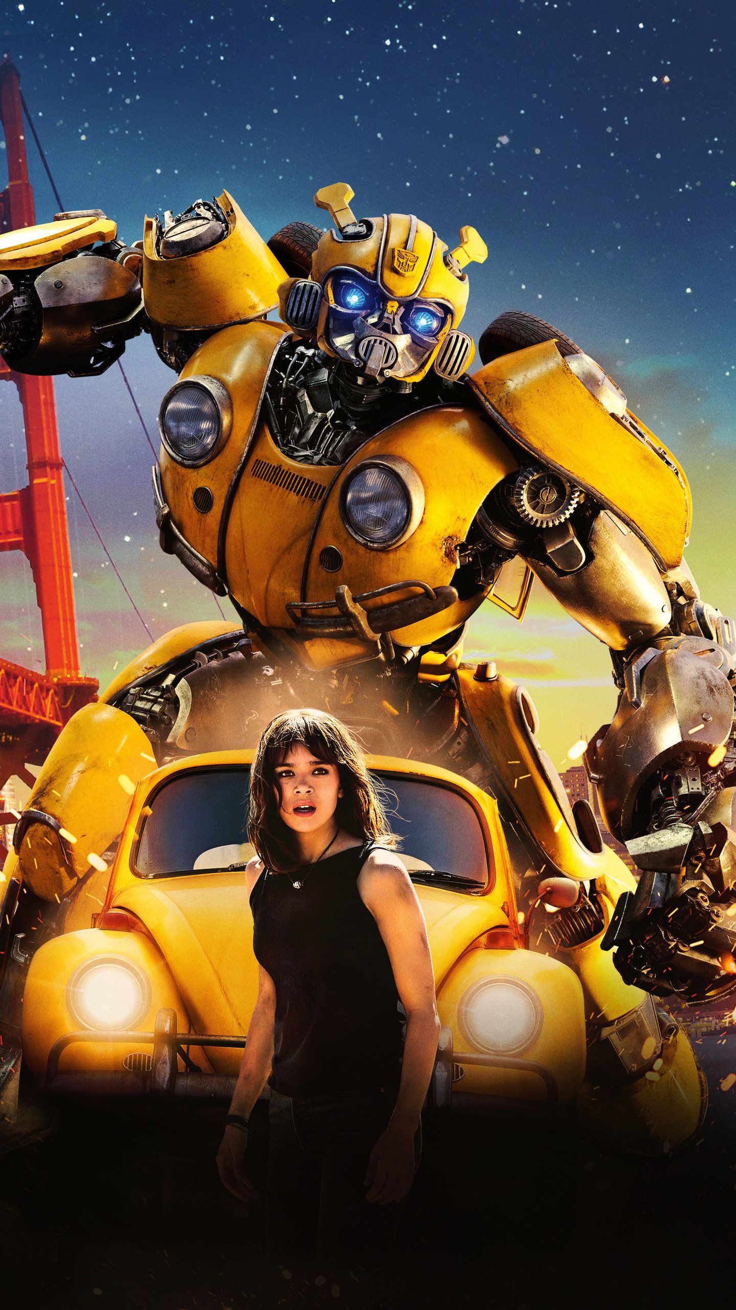 Bumblebee Movie 8K HD Movies Wallpapers Photos and Pictures in 1440x2560