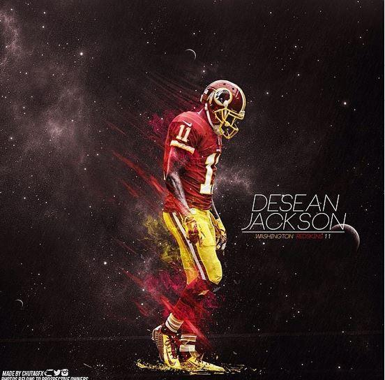 DeSean Jackson Wallpaper Redskins - WallpaperSafari