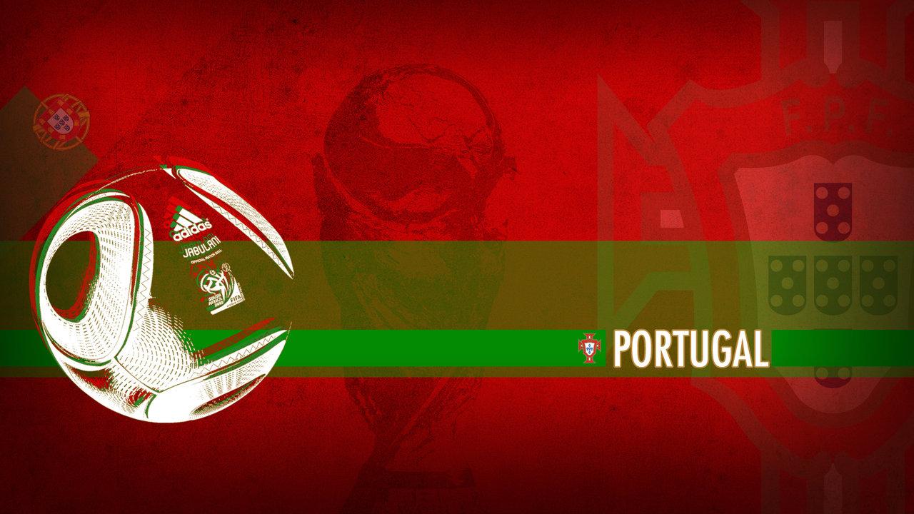 Portugal WC2010 Wallpaper by Yabbus23 1280x720