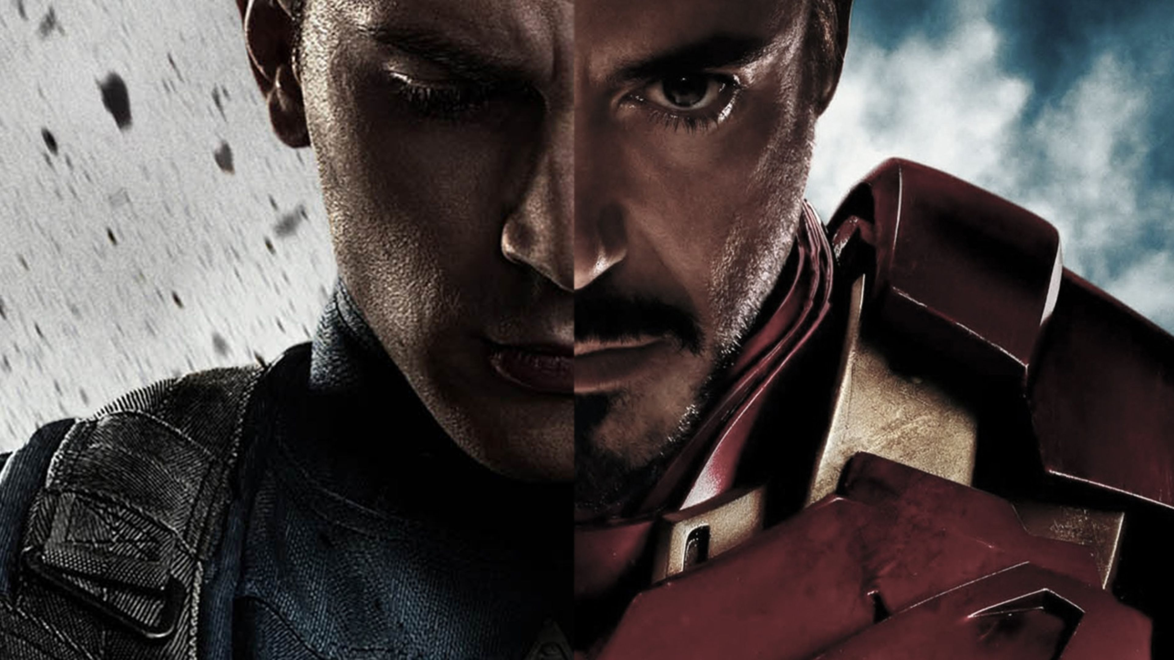 Reveal Captain America Civil War 4K Wallpaper 4K Wallpaper 3840x2160