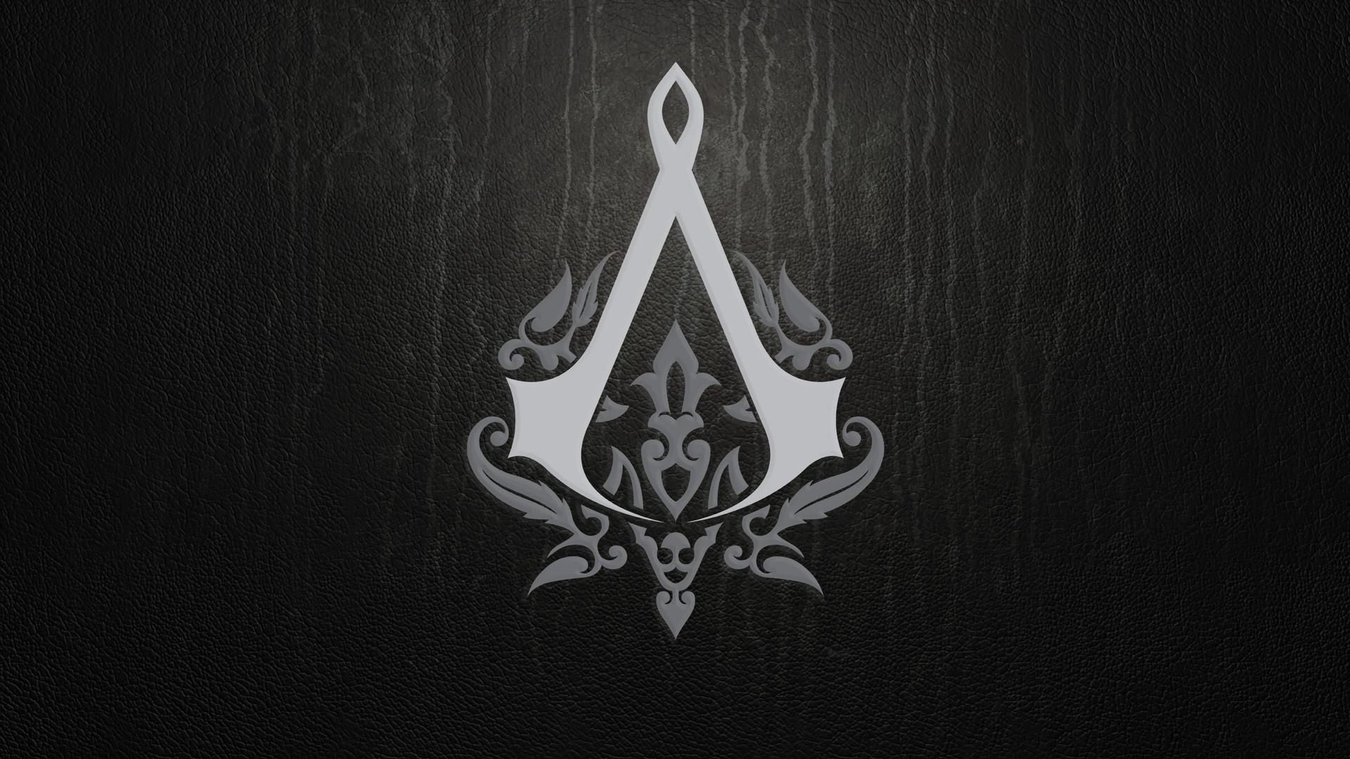 Assassins Creed Logo hd Wallpaper Assassins Creed Logo Wallpaper 1920x1080